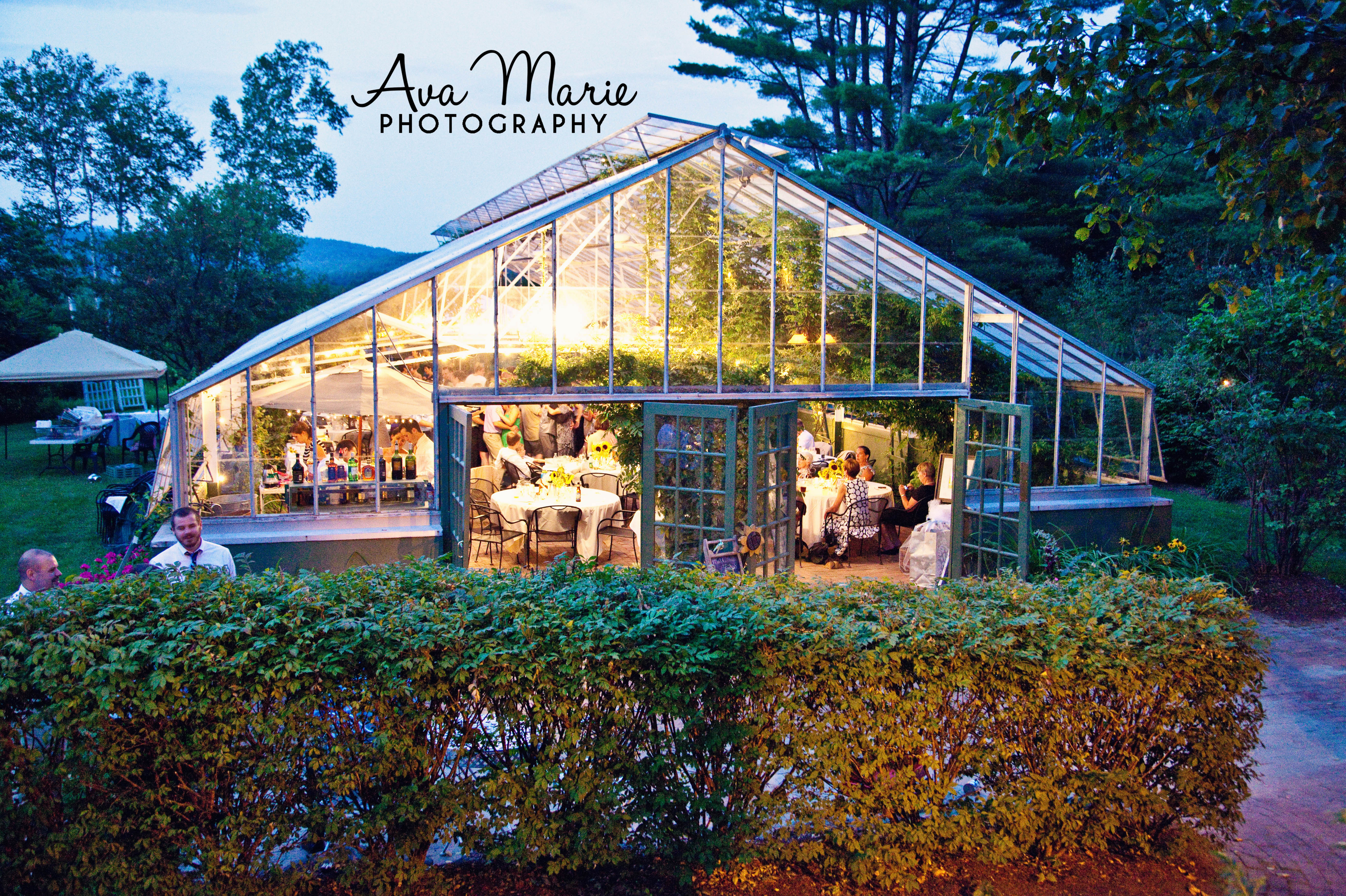 Italian Farmhouse Wedding In Plymouth Nh Ava Marie Photography