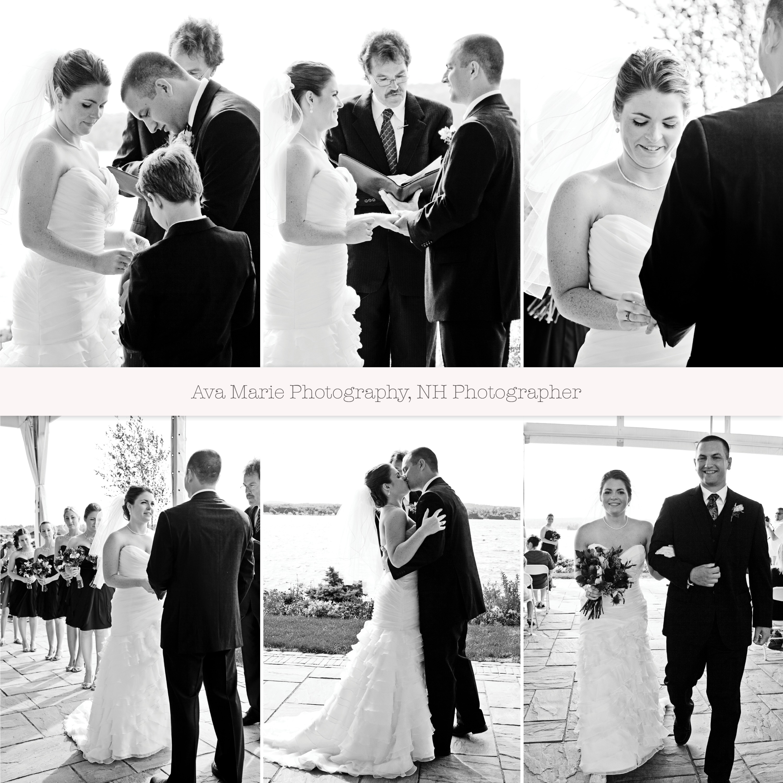 Wedding: Wedding At The Margate Resort On Lake Winnipesaukee, NH